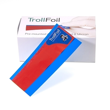 TrollFoil Red 100pcs